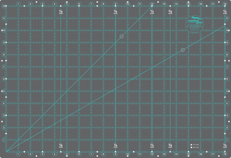 Creative Grids Cutting Mat 12in x 18in