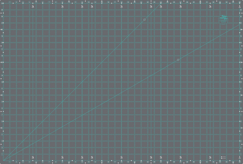 Creative Grids Cutting Mat 24in x 36in