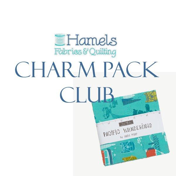 Precut Charm Pack Club - The Latest & Greatest