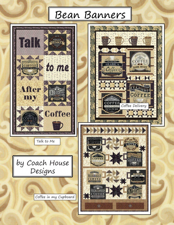 Bean Banners Pattern