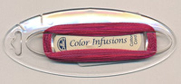 Color Infusions - Silky 15 ft - Red