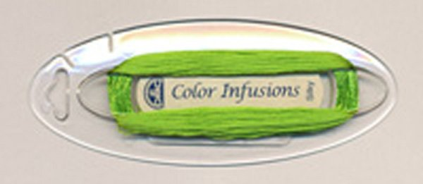 Color Infusions - Silky 15 ft - Apple Green