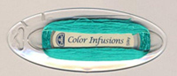 Color Infusions - Silky 15 ft - Aqua