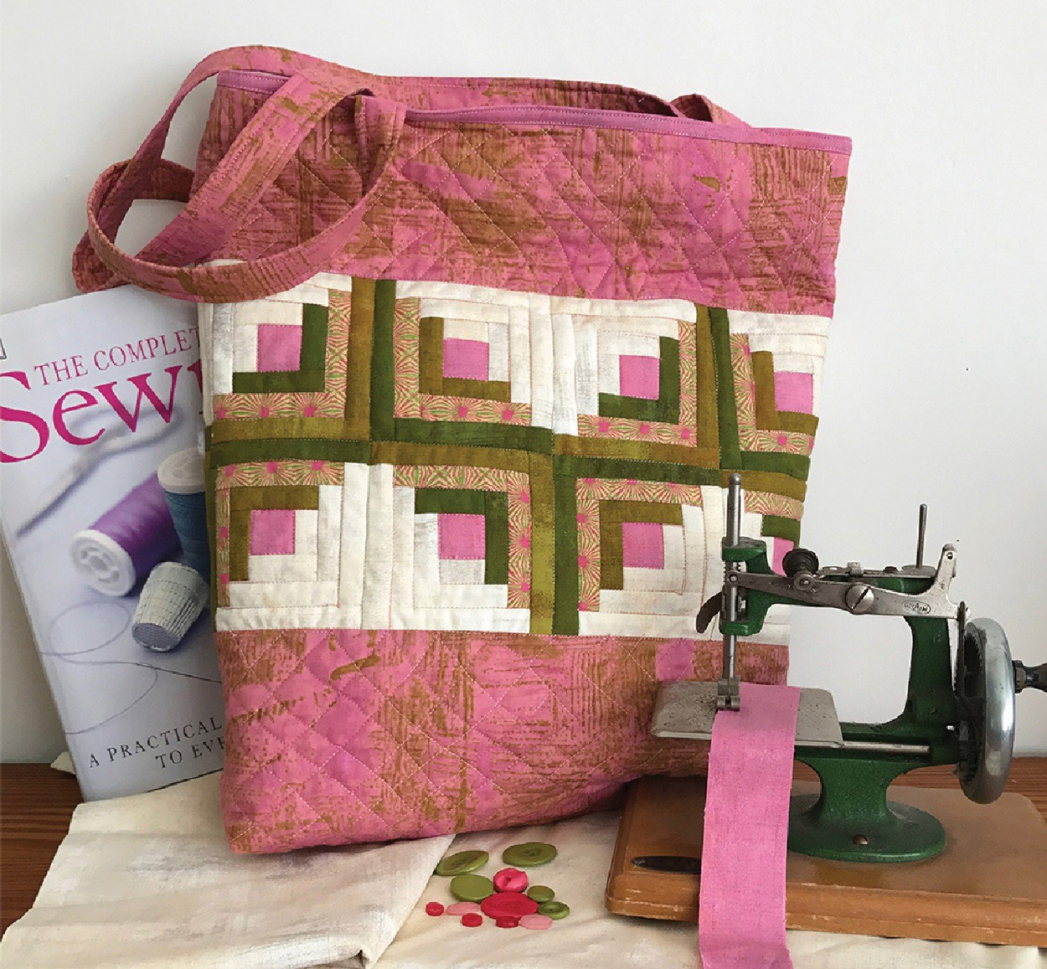 Tickled Pink Tote