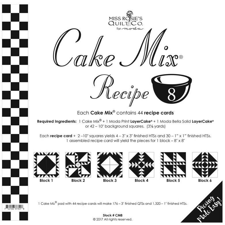 Moda Cake Mix Recipe 08