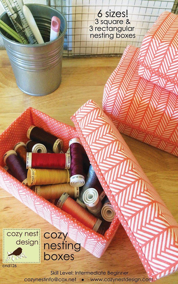 Cozy Nesting Boxes