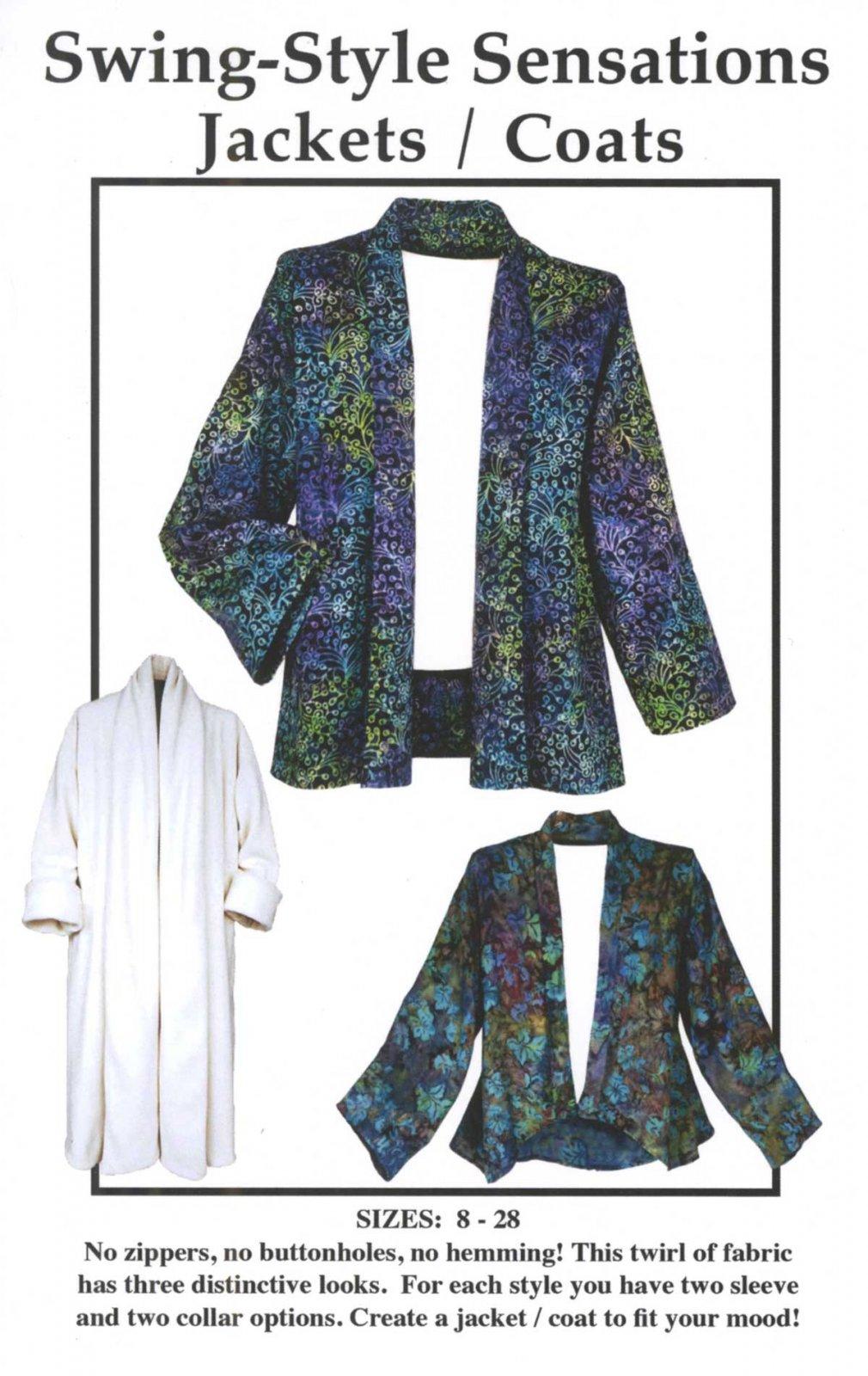 Swing-Style Sensations Jacket / Coat