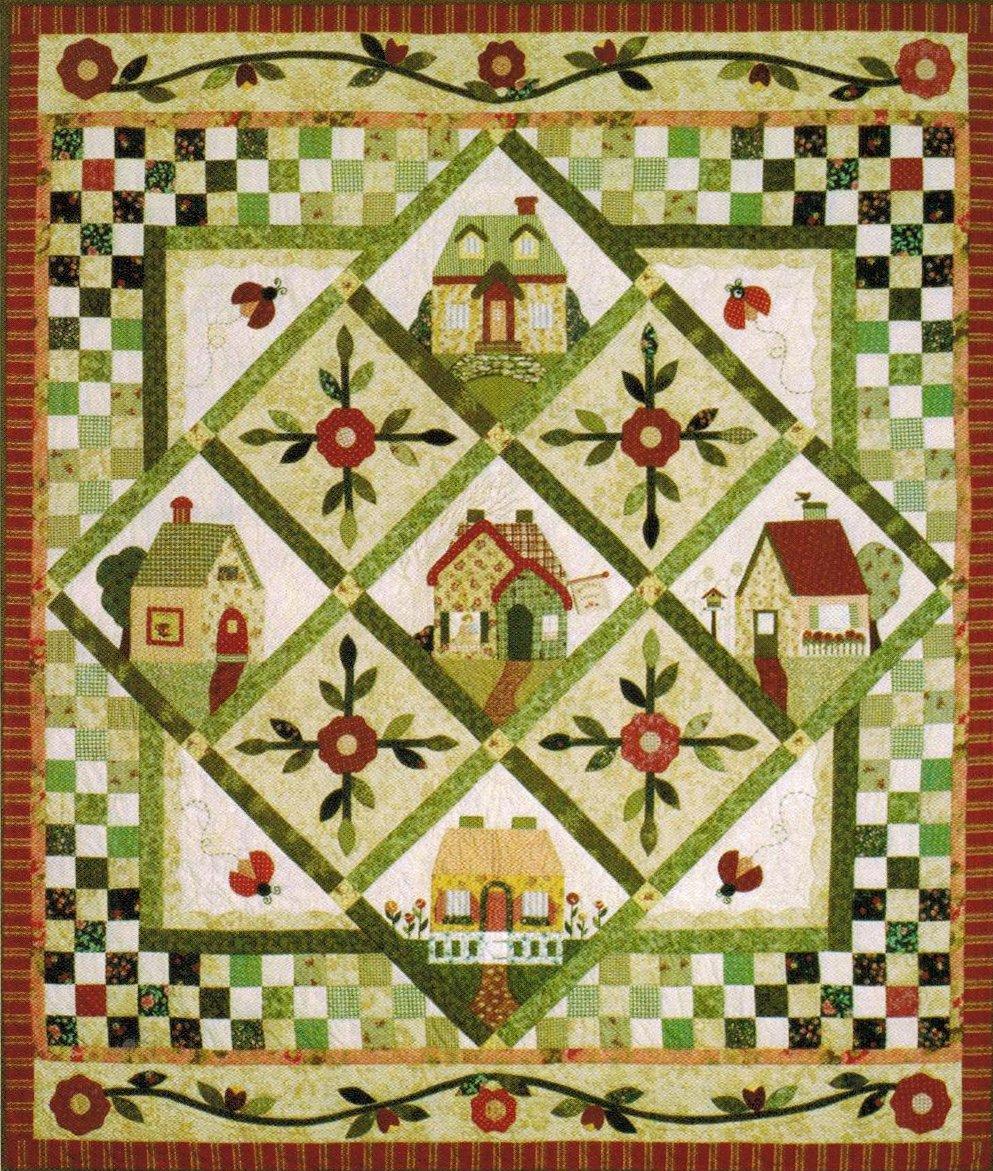 Cottage Grove Pattern - Set of 6