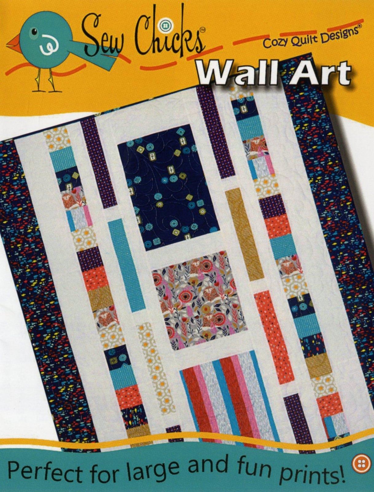 Sew Chicks - Wall Art
