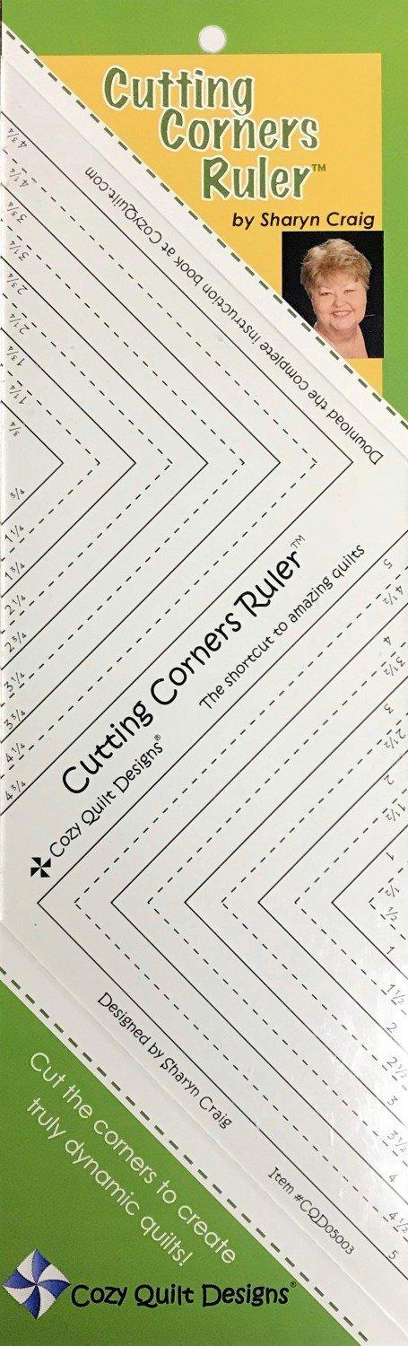 Cutting Corners Ruler