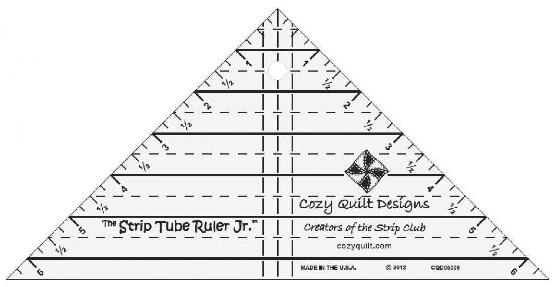 Strip Tube Junior Ruler