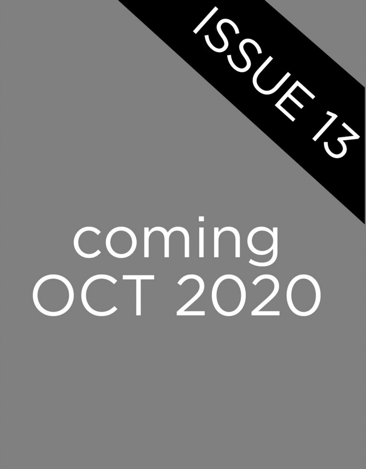 Curated Quilts Quarterly Journal Issue 13 ~RELEASE DATE Oct 1/2020~