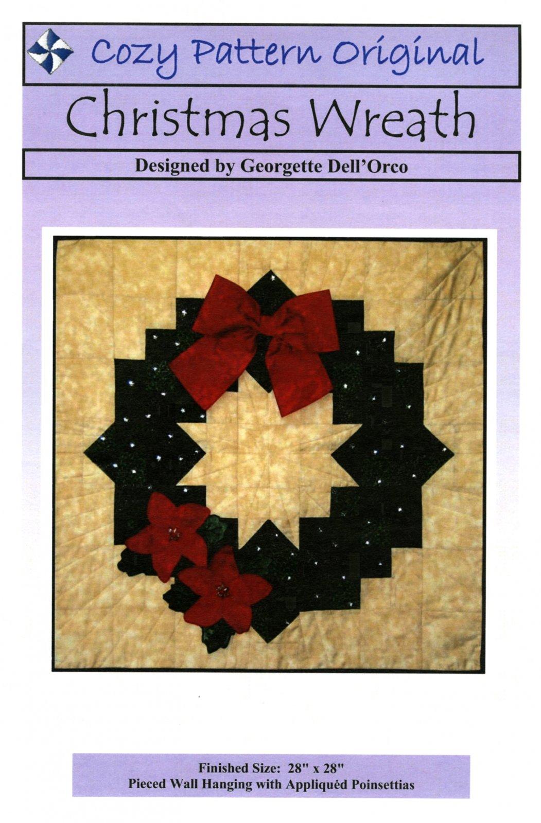 Cozy Original Christmas Wreath