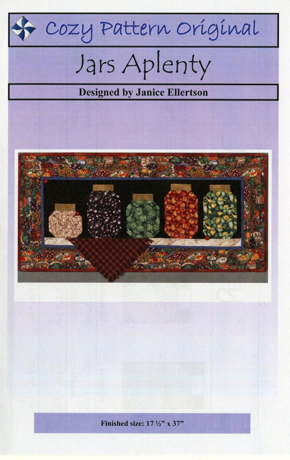 Cozy Original - Jars Aplenty