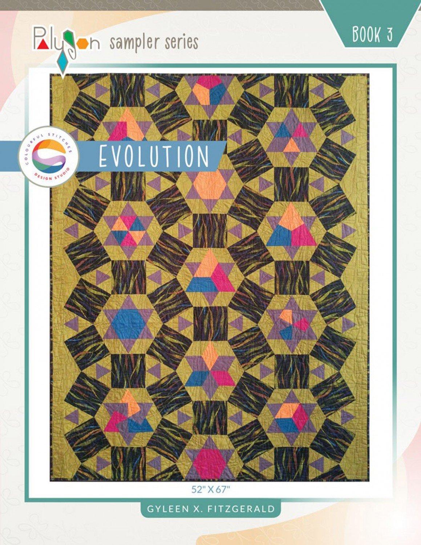 Evolution Polygon Sampler Series Book 3