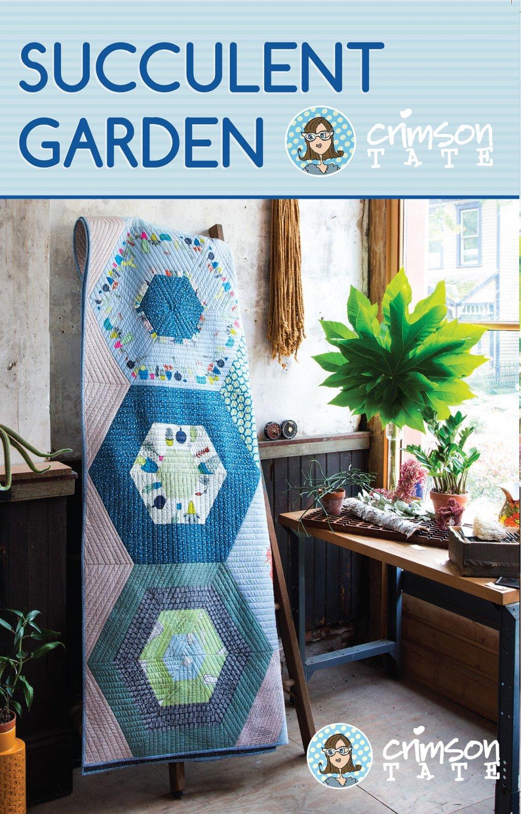Succulent Garden Quilt
