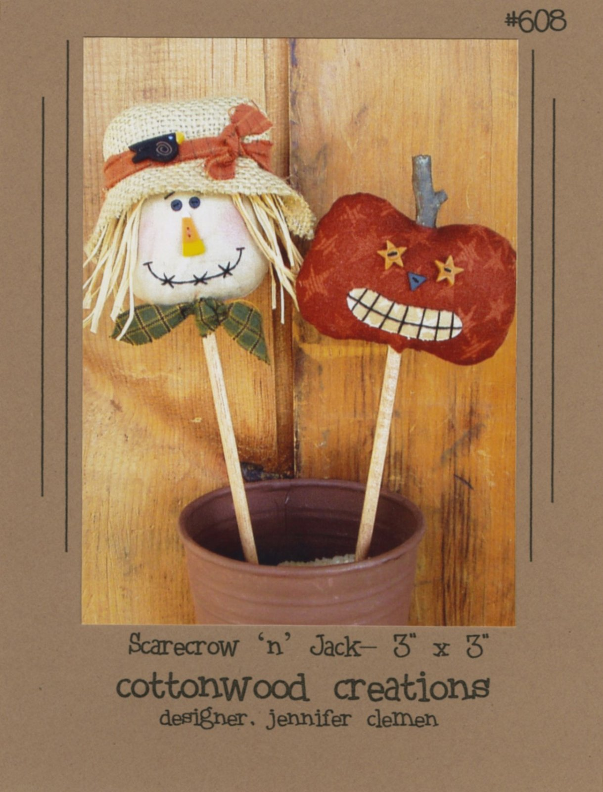 Scarecrow n Jack