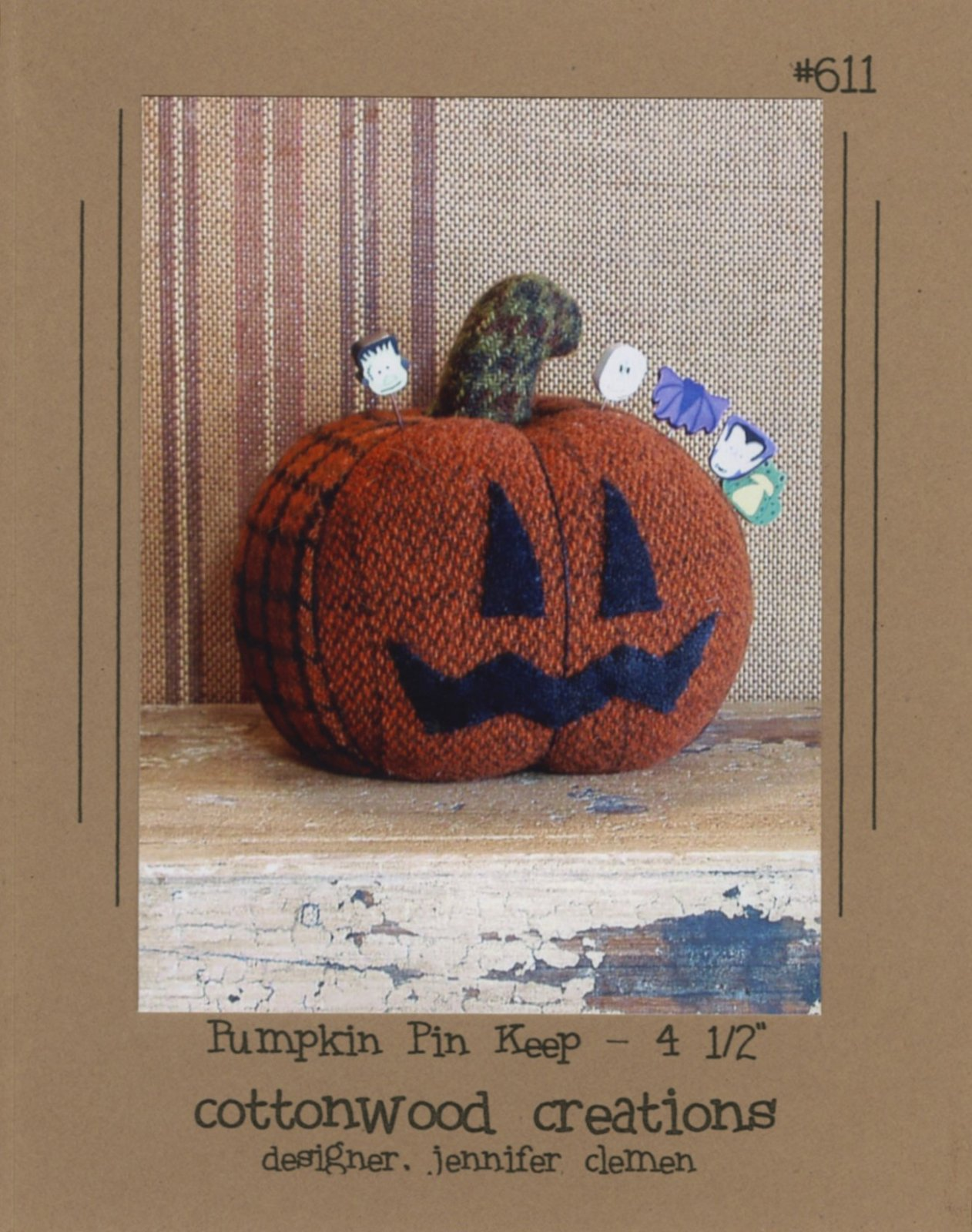 Pumpkin Pin Keep