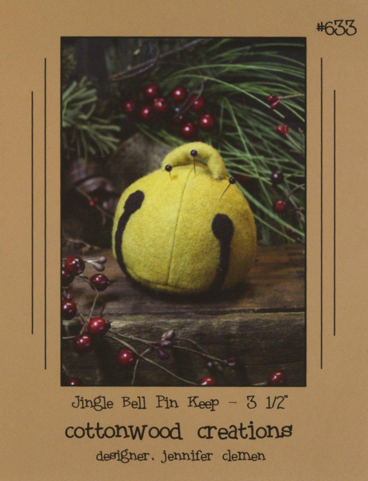 Jingle Bell Pin Keep