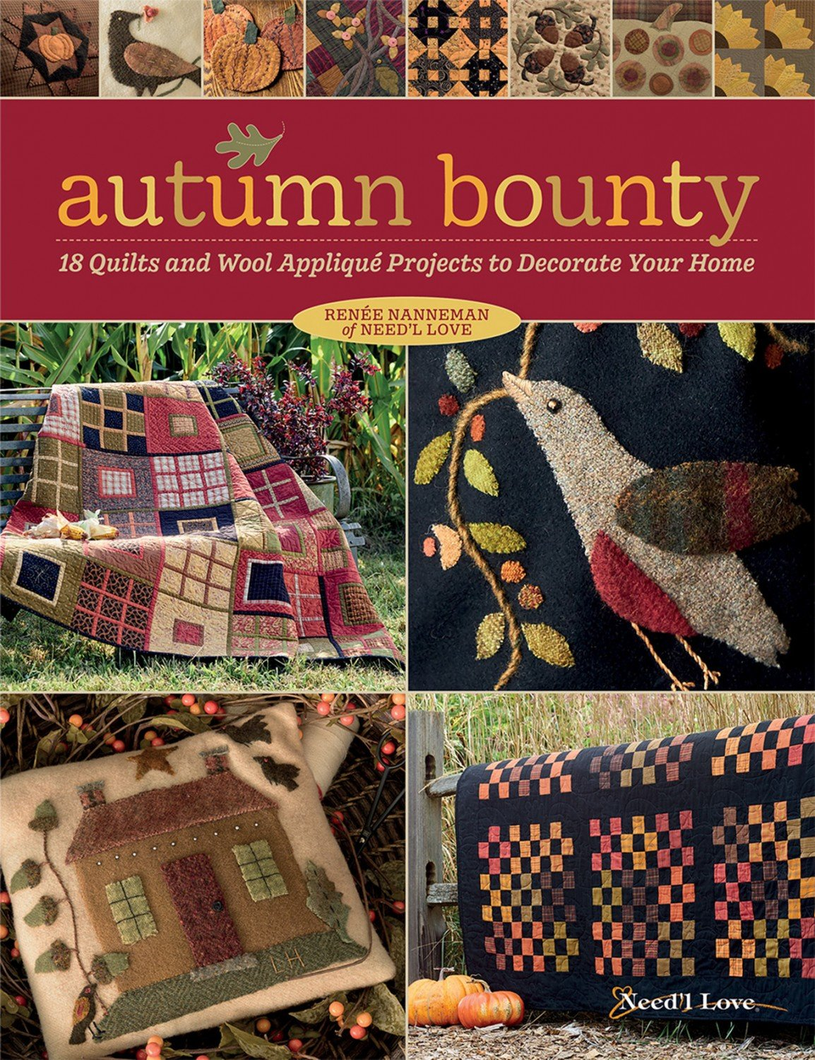 Autumn Bounty ~RELEASE DATE May 01, 2020~