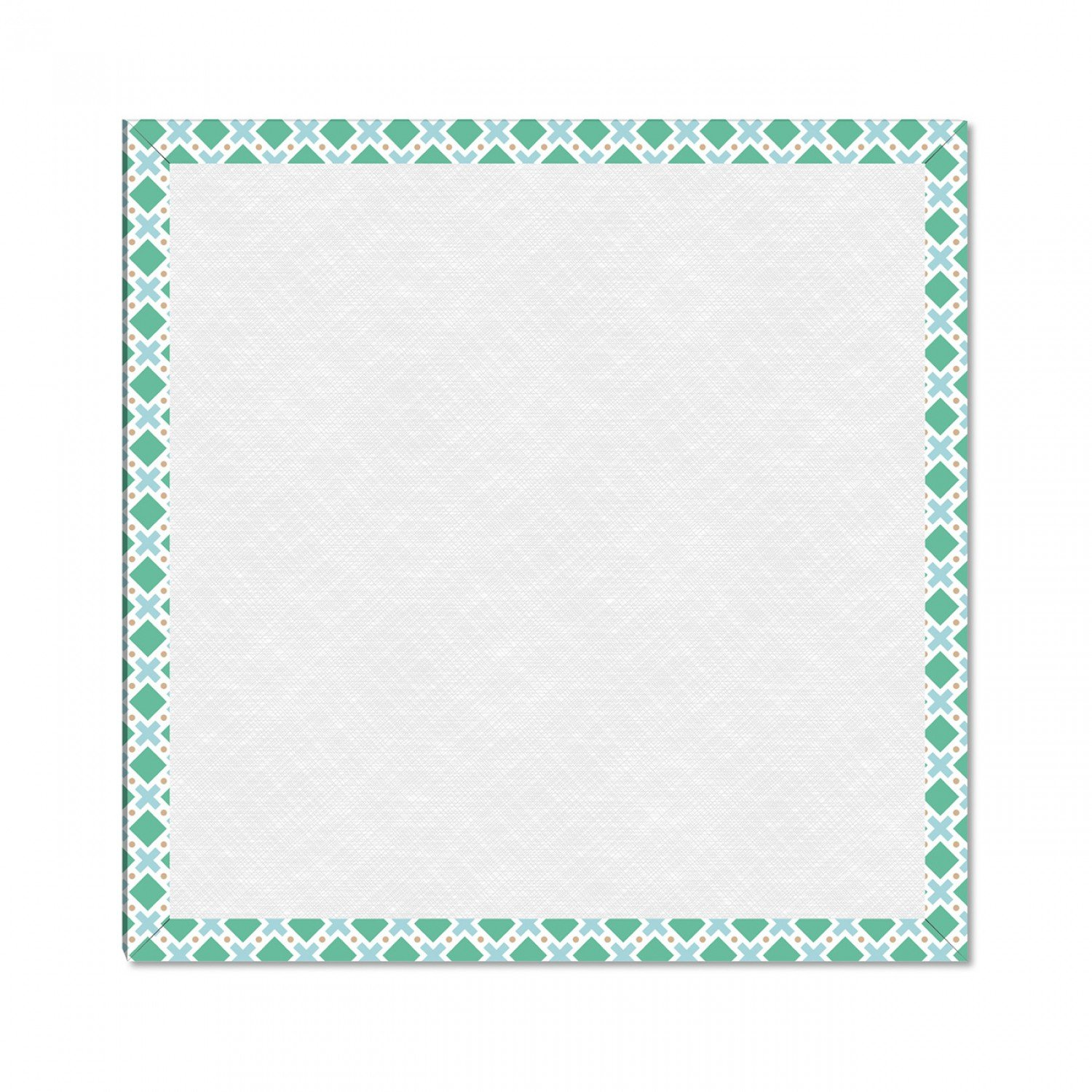 Lori Holt 10in Design Board Using C6405-Turquoise Polka Dot
