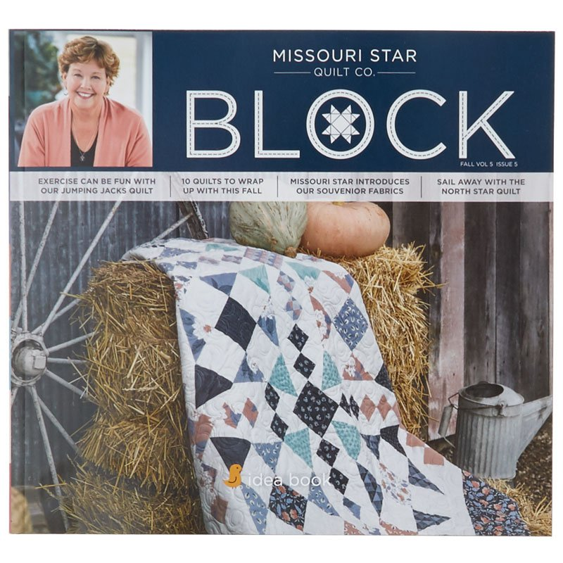 Missouri Star Block Magazine Vol 5 Issue 5