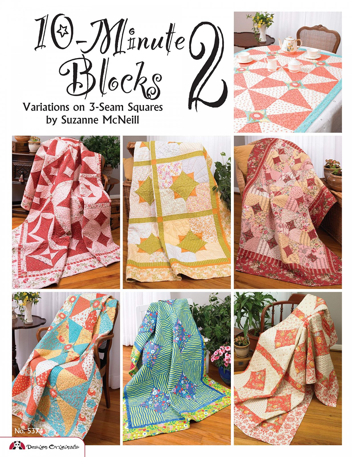10 Minute Blocks 2 - Softcover