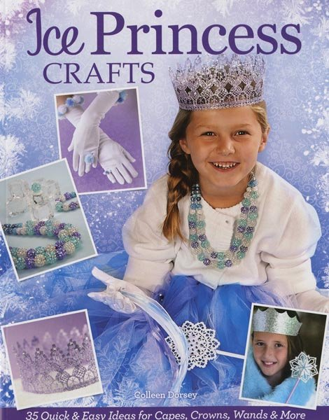 Ice Princess Crafts - Softcover