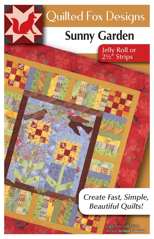 Sunny Garden Quilt Pattern