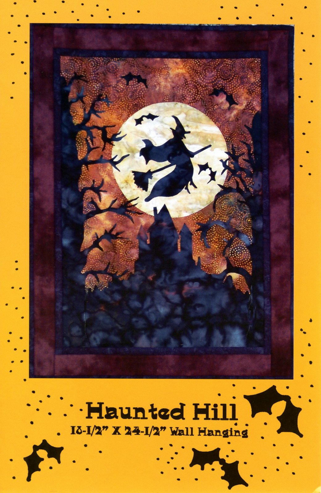 Haunted Hill Wall Hanging