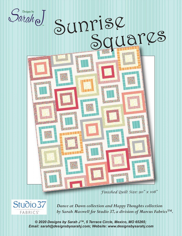 Sunrise Squares