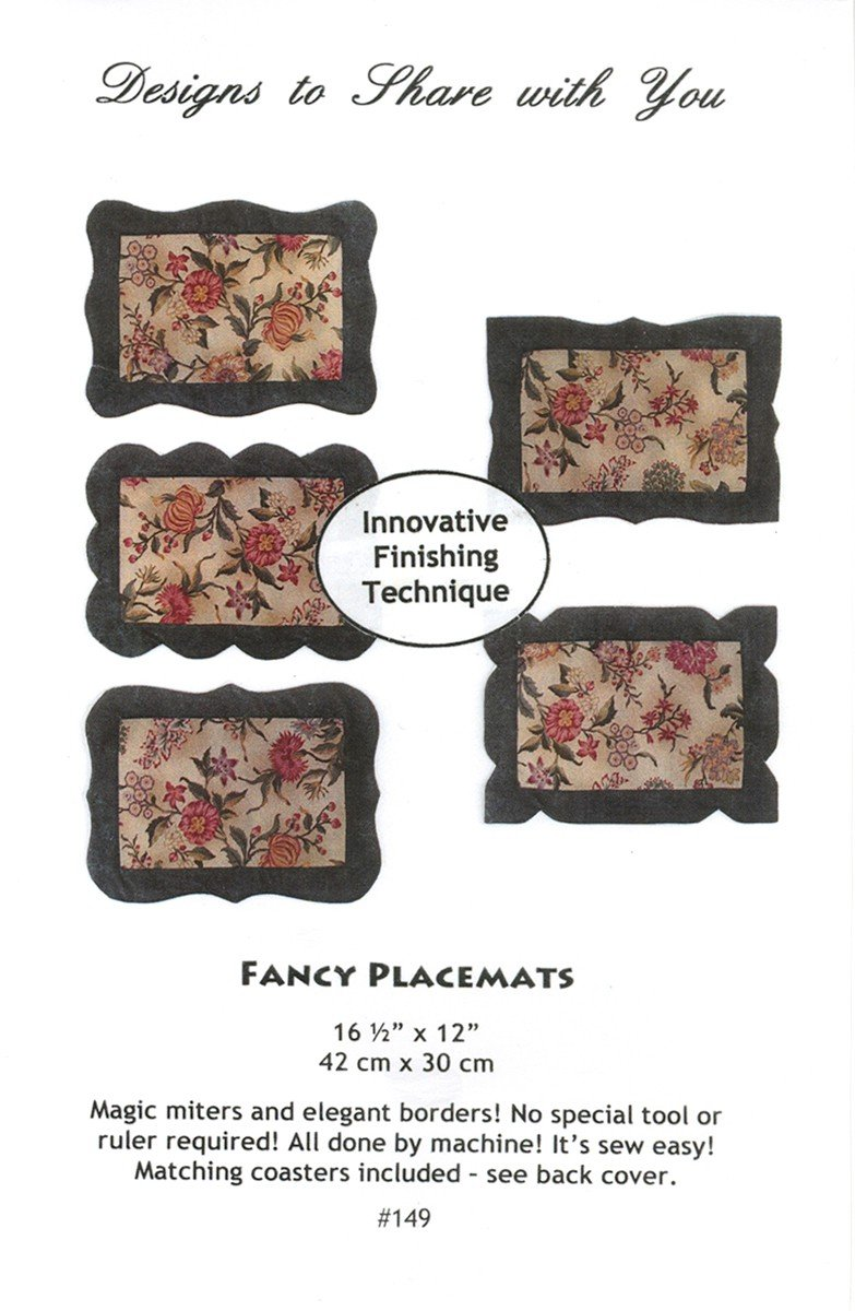Fancy Placemats