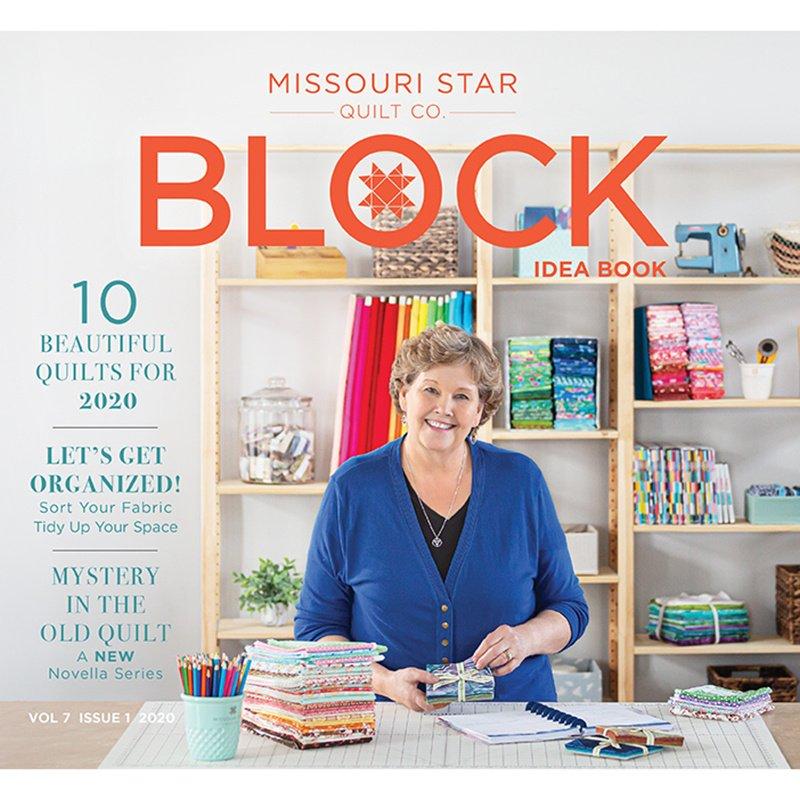 Block Magazine Vol 7 Issue 1