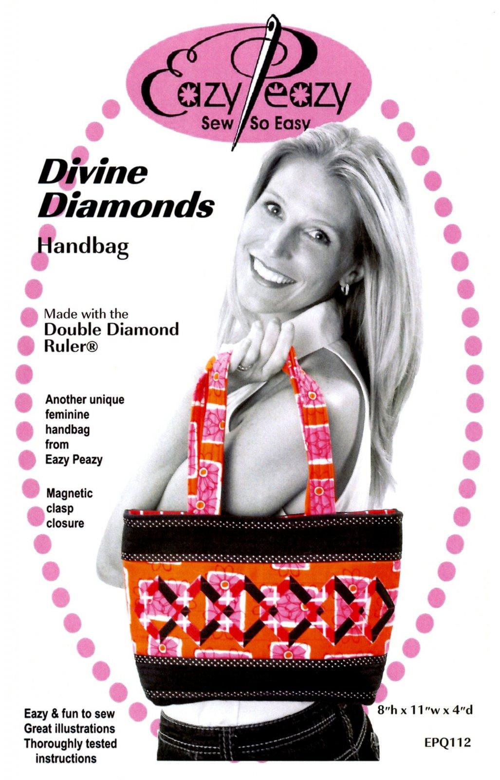 Divine Diamonds Handbag