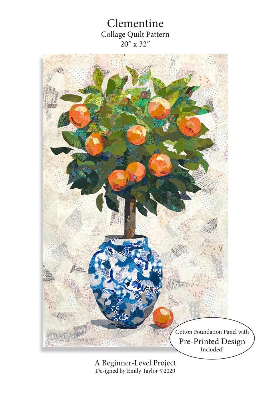 Clementine Collage Quilt
