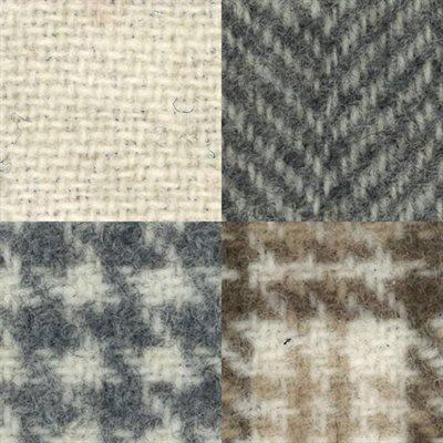 Wool Fat 1/4's - Ecru Assortment - PRI 5502W