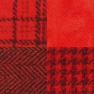 Wool Fat 1/4's - Tangerine Assortment - PRI 5530W