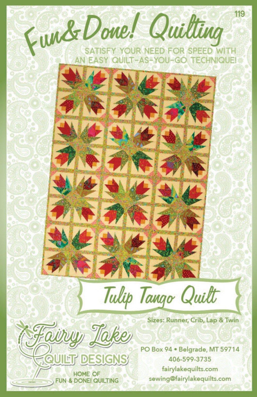 Fun & Done Tulip Tango