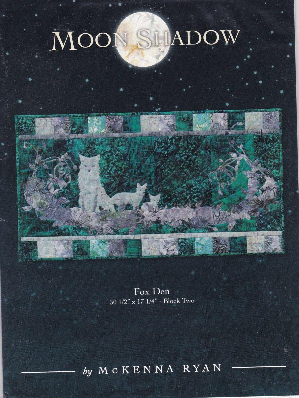 Moon Shadow - Fox Den
