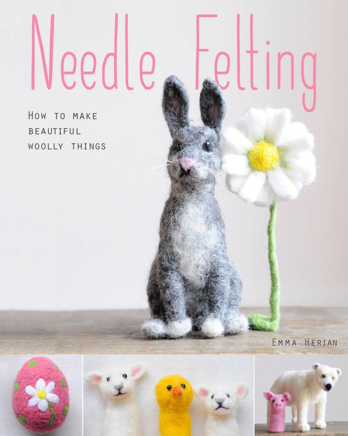 Needle Felting ~ COMING SOON! ~