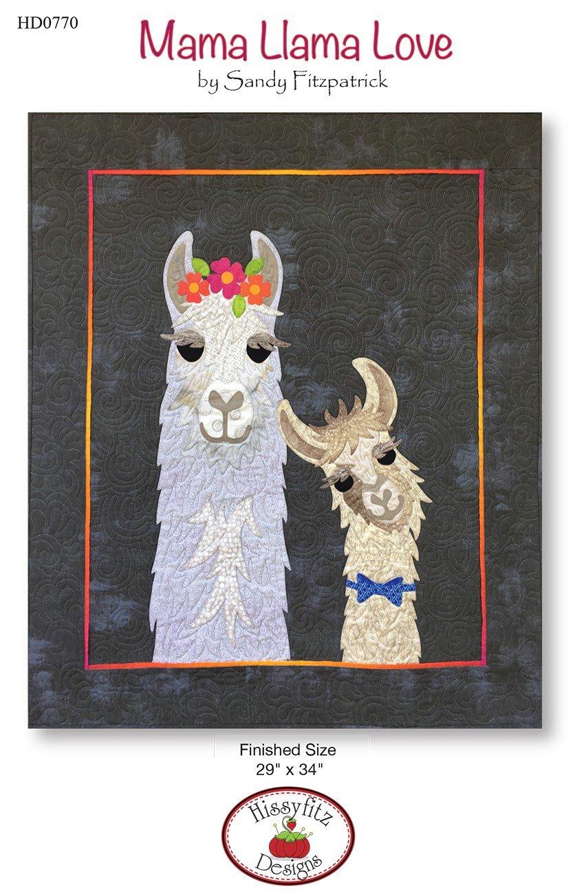 Mama Llama Love
