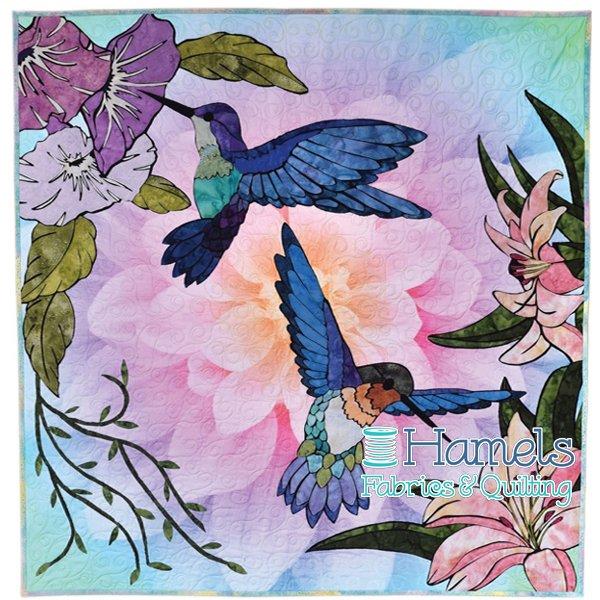Hummingbird Lane Quilt Kit