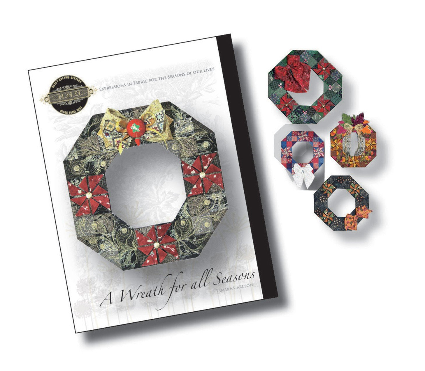 A Wreath for all Seasons Book Pattern