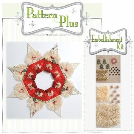Jingle Bell Wreath  - Pattern Pak Plus
