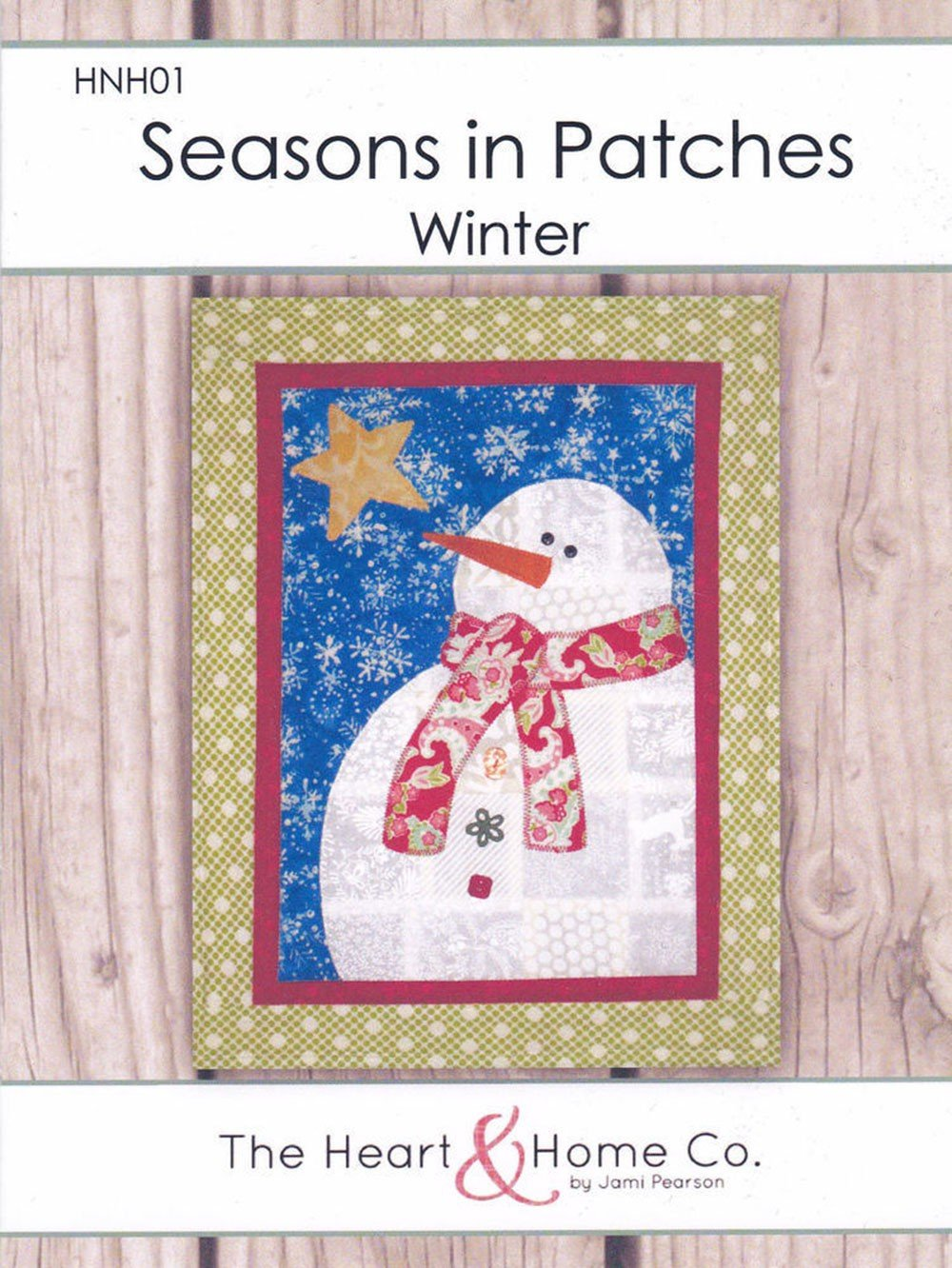 Seasons In Patches Winter