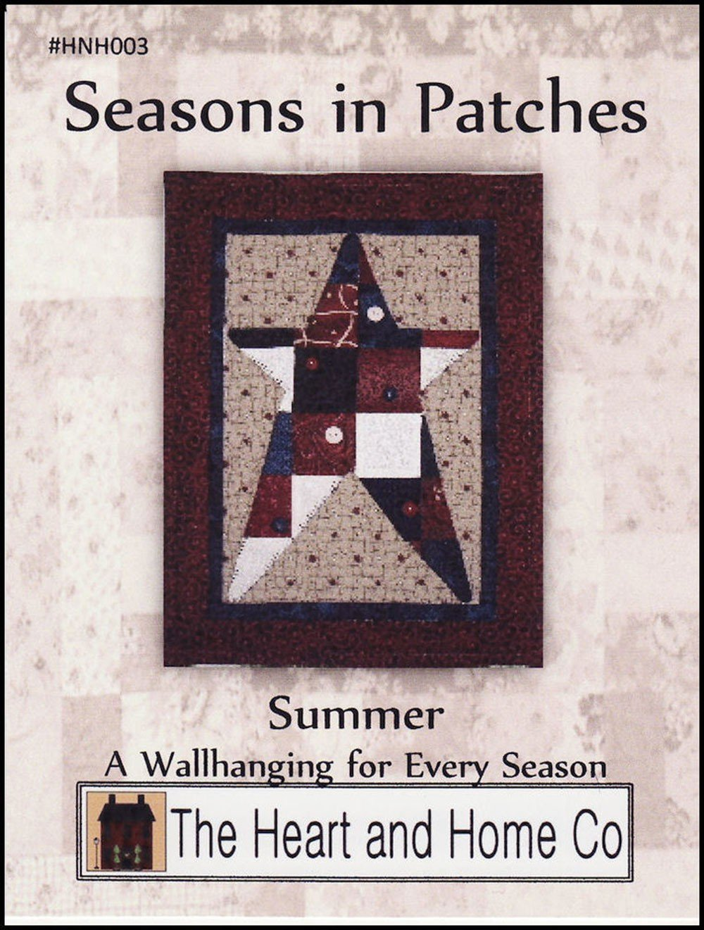 Seasons In Patches Summer