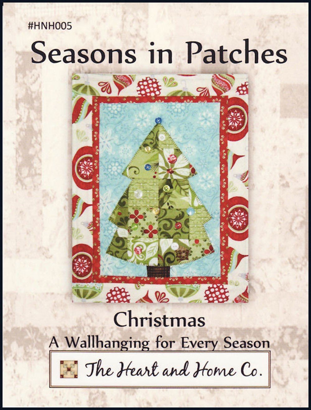 Seasons In Patches Christmas