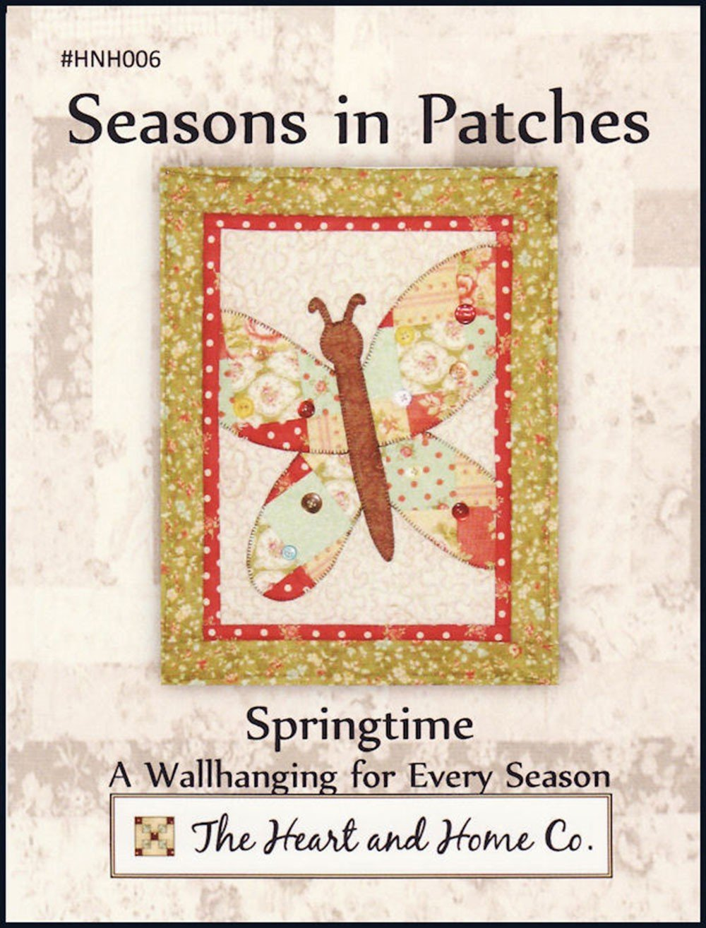 Seasons In Patches Springtime