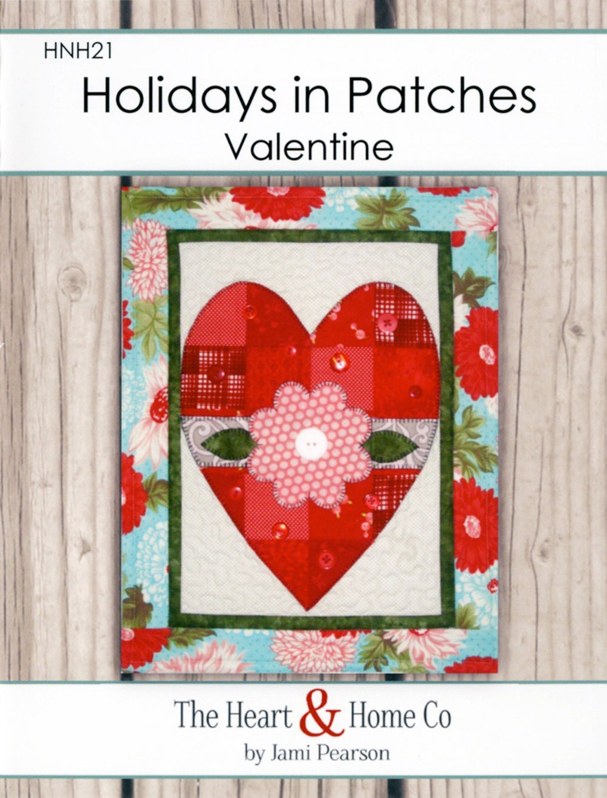 Holidays In Patches Valentine