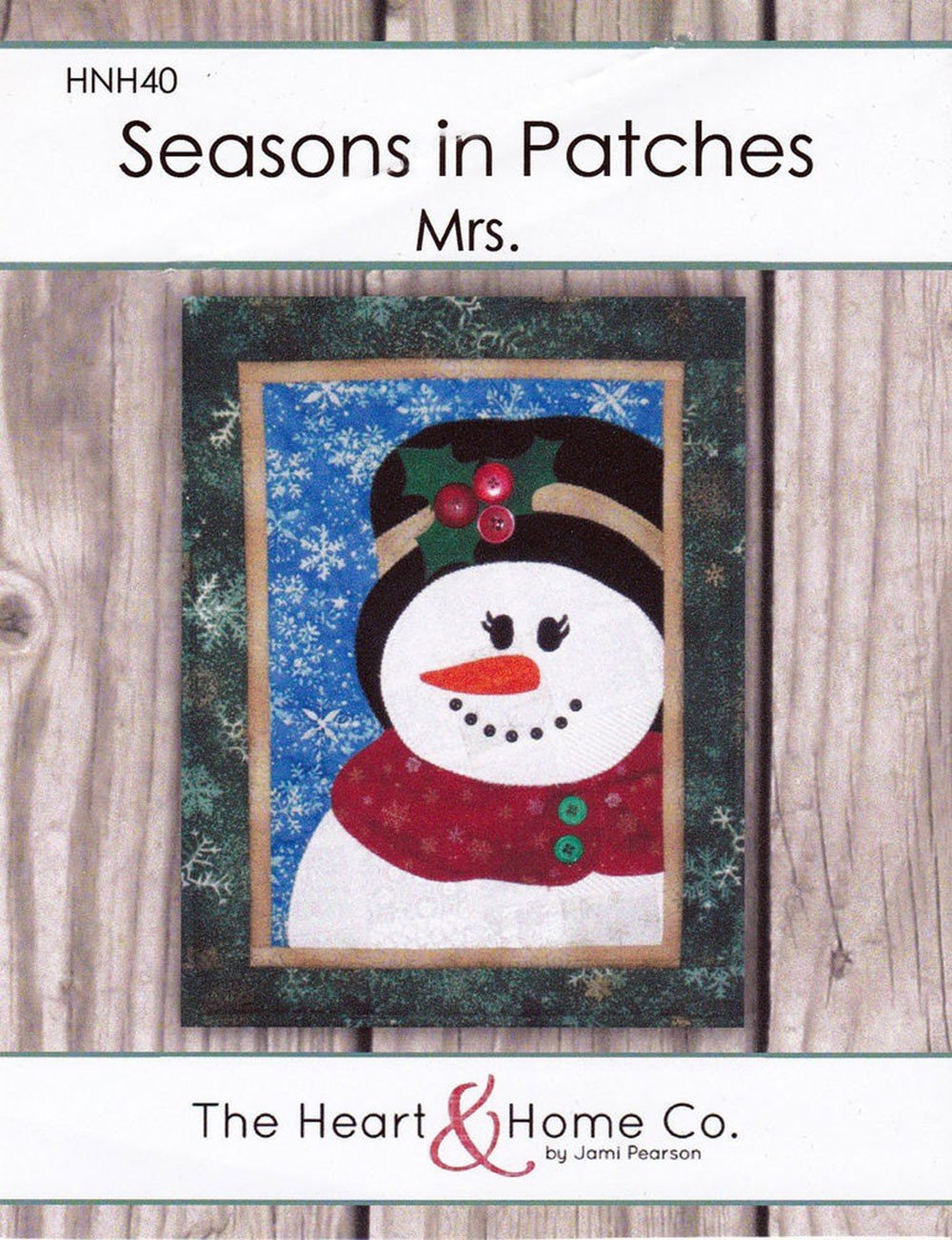 Seasons In Patches Mrs.